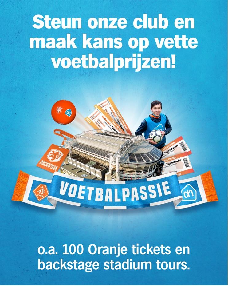 Steun Grasshoppers en spaar mee met Voetbalpassie!