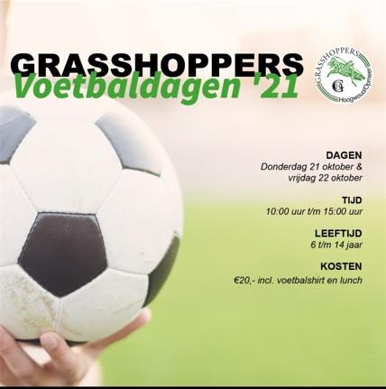 Grasshoppers voetbaldagen