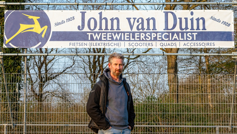 John van Duin Bromfietsen -  Motoren V.O.F.